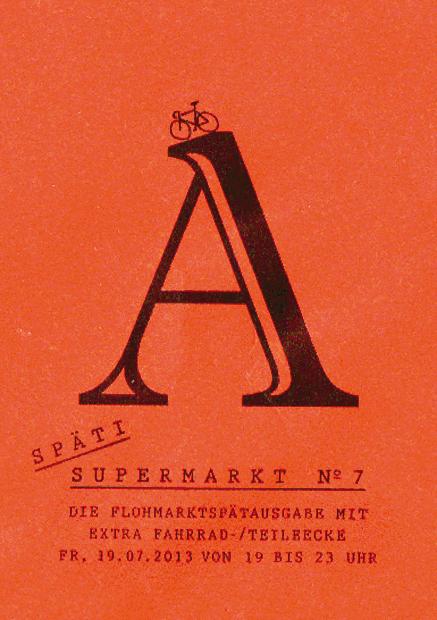 SUPERMARKT # 7
