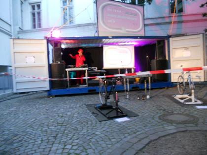 Elektro Bingo meets freischrauber* Goldsprint in Oldenburg